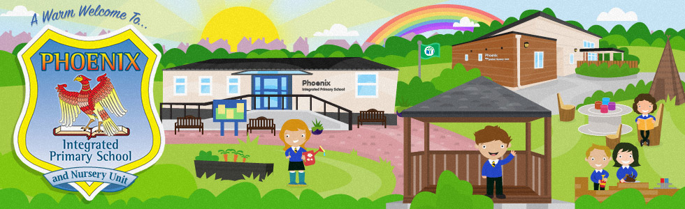 Phoenix Integrated Primary & Nursery School, Cookstown